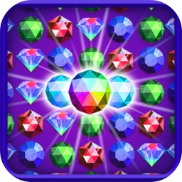 Secret Treasure Gem - Diamond Quest