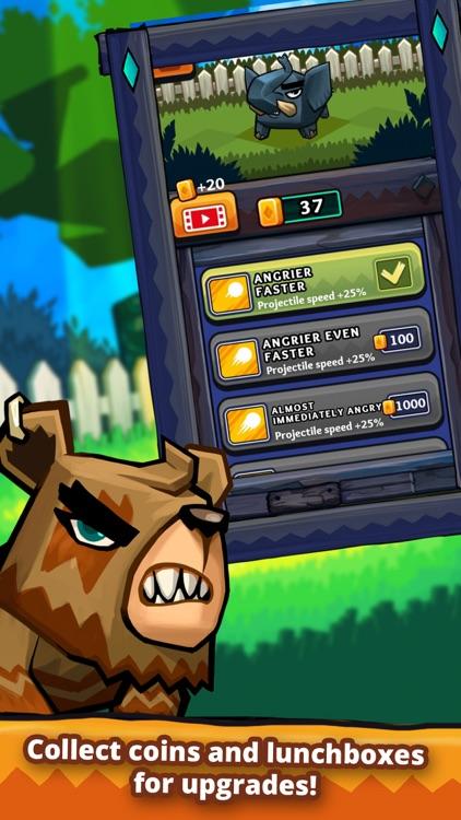 Fury Zoo – Customer Chase