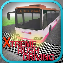 The Extreme Bus Driving Simulator game 3D