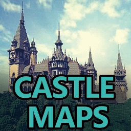 Castle Maps for Minecraft Pocket Edition(MCPE)