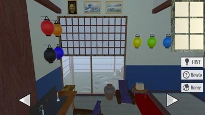 脱出ゲーム からくり屋敷からの脱出 Room Escapeのスクリーンショット3