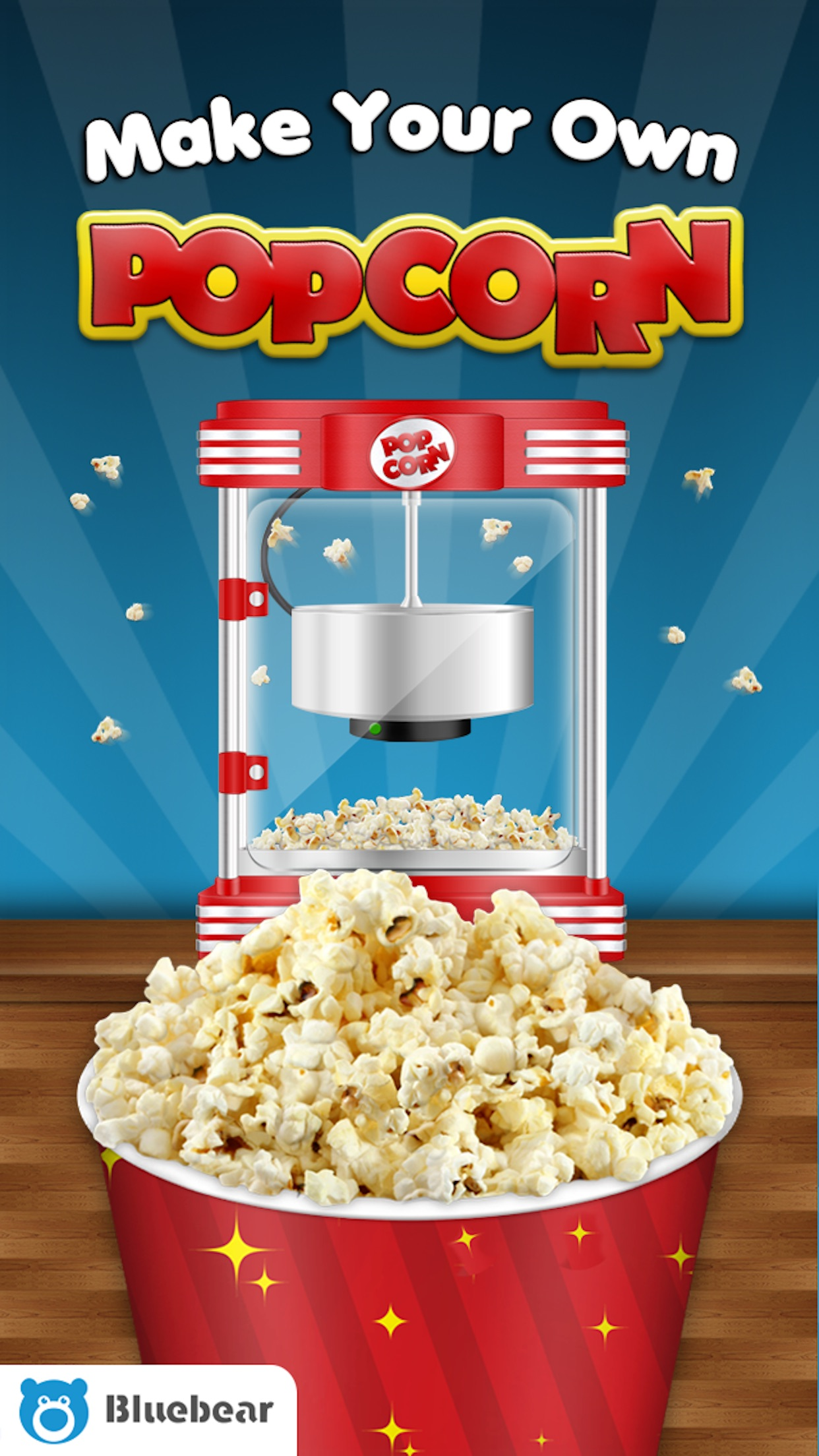 Popcorn Maker! by Bluebear Screenshot
