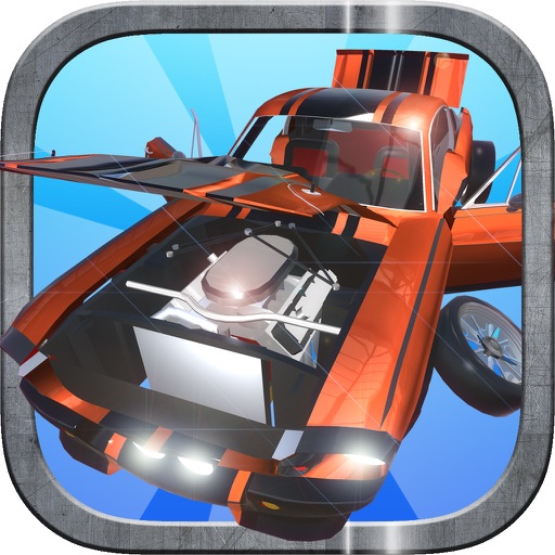 Fix My Car Classic Muscle  Piad App
