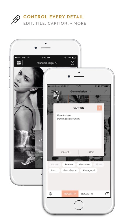 UNUM - Design Perfection for Instagram screenshot-3