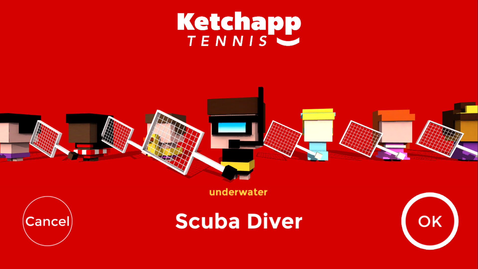 Ketchapp Tennis screenshot 14