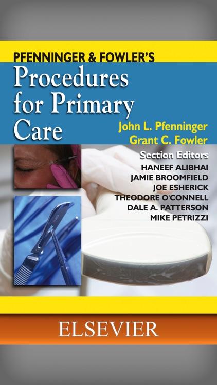 Pfenninger & Fowler Procedures