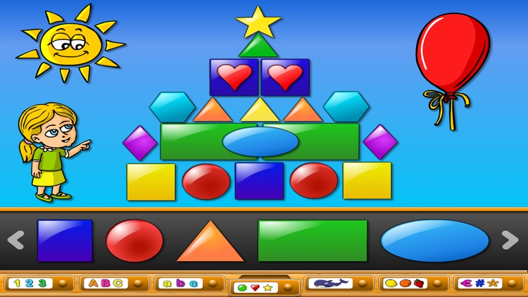 ABC Magnetic Land: Learn Alphabet,Shapes & Letters screenshot-3
