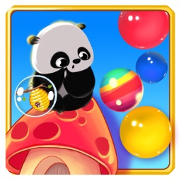 Sweet Ball Shooting - Panda Play