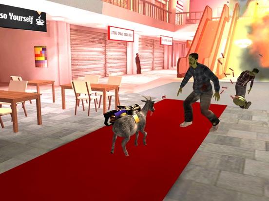 Игра Goat Simulator GoatZ