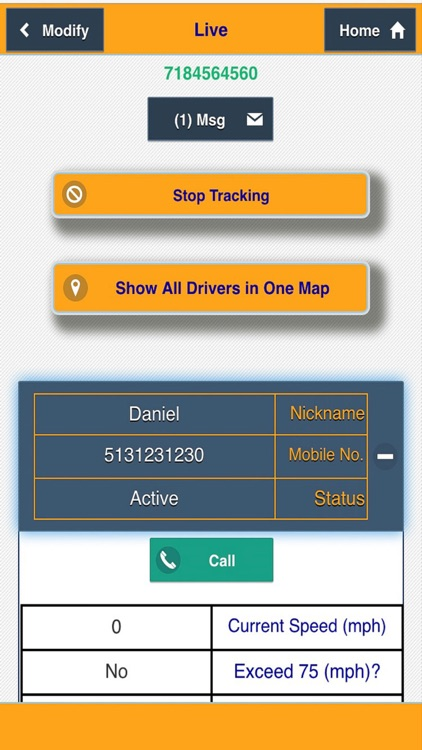 Vehicles Tracker screenshot-2