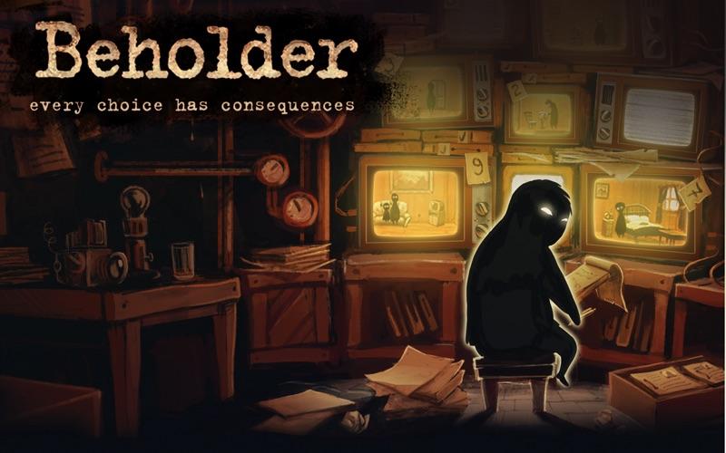 Beholder (Free) screenshot 1
