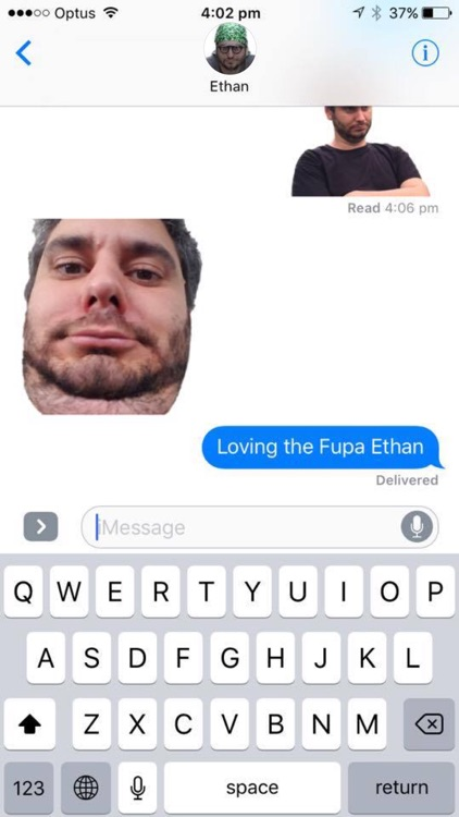 H3H3 Stickers (Unofficial) screenshot-3
