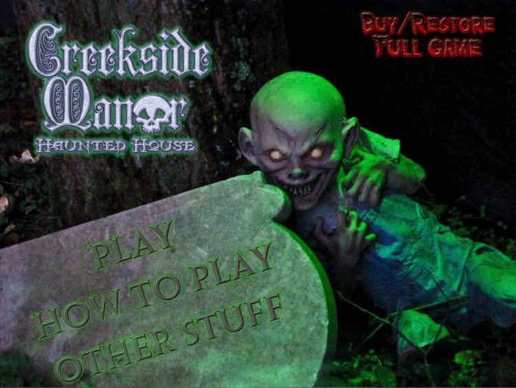Creekside Manor Haunted Find HD