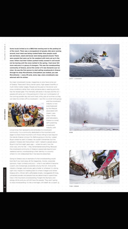 Snowboard Magazine screenshot-3