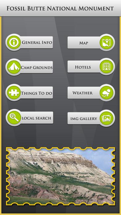 Fossil Butte National Park - USA screenshot one