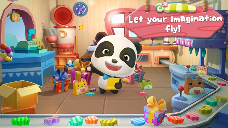 Little Panda's Candy Shop screenshot-4
