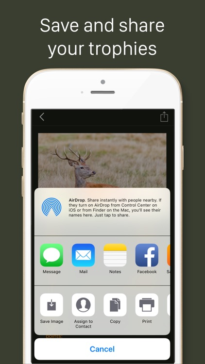 Hunting Calendar LT, best hunting times screenshot-3