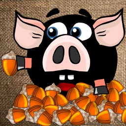 Piggy for Nuts - Physics Puzzle Game