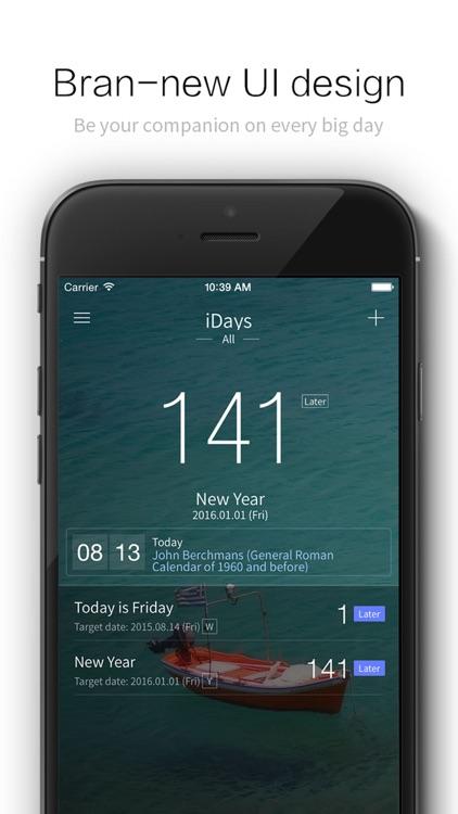 iDays - Countdown to special days - Dreamdays