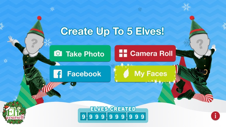 ElfYourself by Office Depot, Inc. screenshot-1