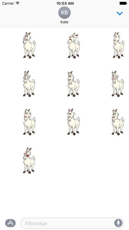 Fainting Goats Pack 1