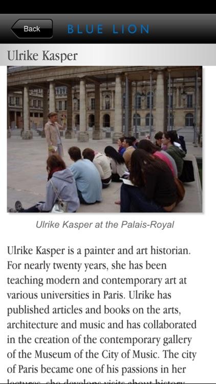 Paris - The Palais-Royal, between power & culture screenshot-3