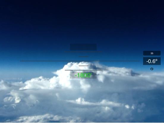 Cloud Topper Pilot Sight Level screenshot