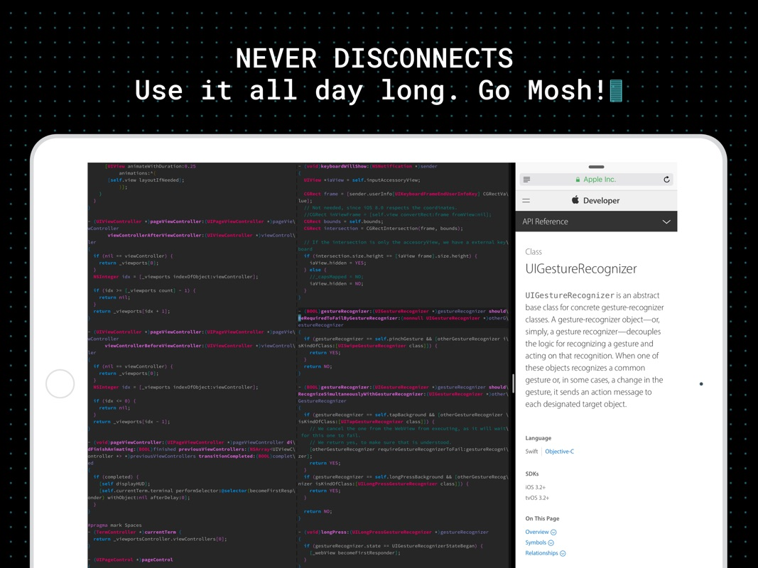 3 Minutes to Hack Blink Shell: Mosh & SSH - Unlimited | TryCheat com