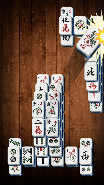 Mahjong Shanghai Jogatina - Solitaire Board Game screenshot-0