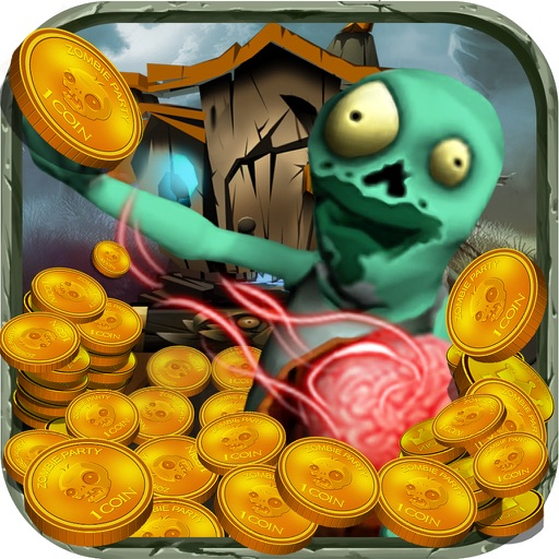 僵尸的宝藏:掌上电玩城经典街机游戏(推金币+水果老虎机)