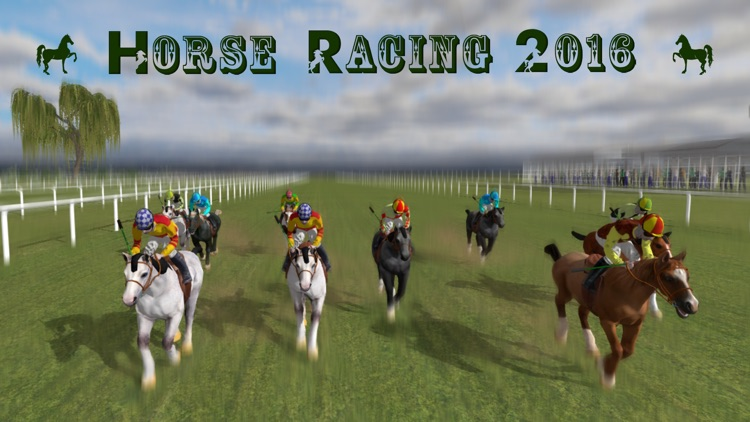 Horse Racing 2016 screenshot-0