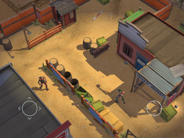‎Space Marshals Screenshot