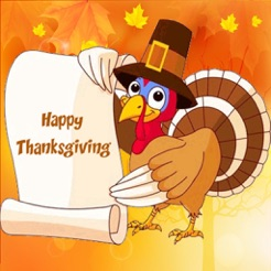 Happy thanksgiving day greetings card maker on the app store happy thanksgiving day greetings card maker 4 m4hsunfo