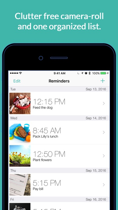 how to have reminders and appointments appear on iphone