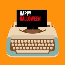 GhostWriter Halloween