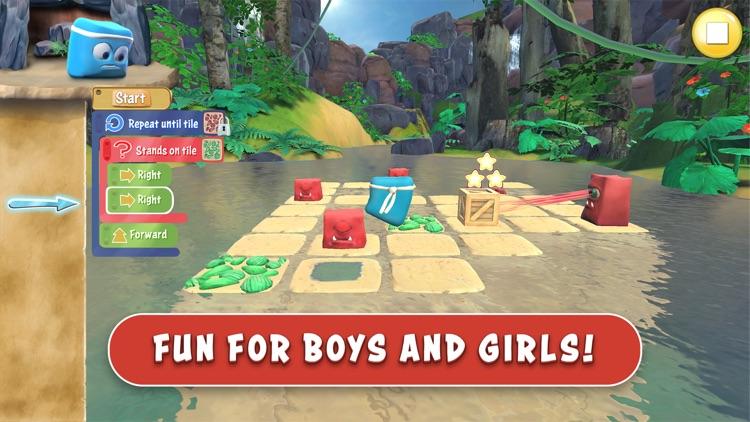 Box Island - Award Winning Coding Adventure screenshot-3