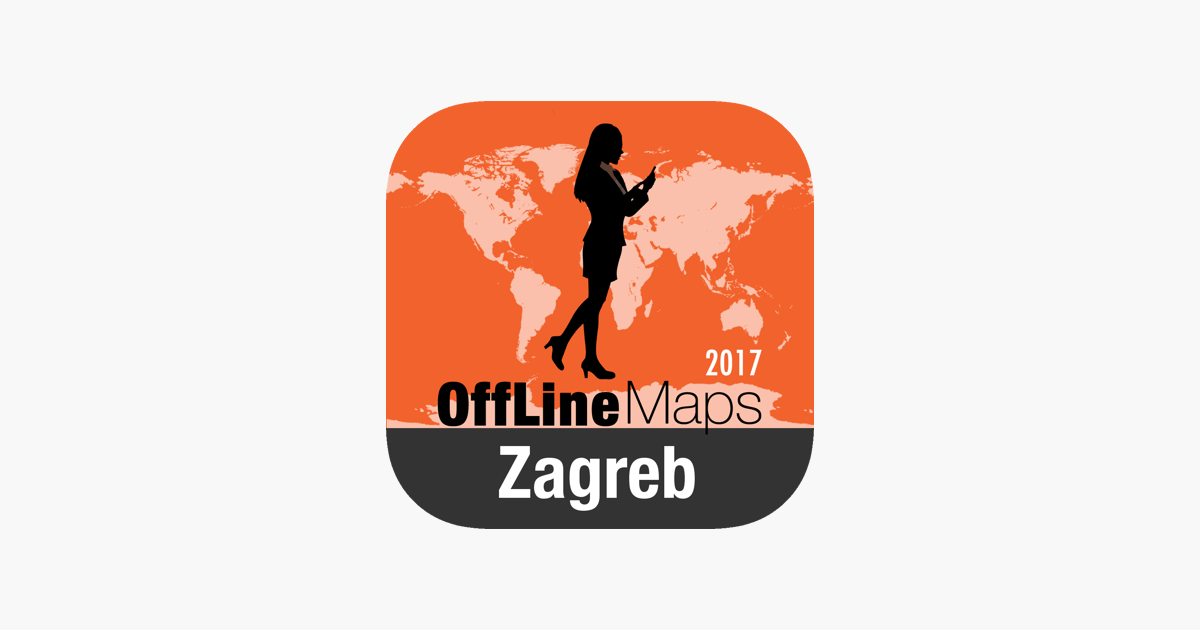 Zagreb Offline Map And Travel Trip Guide On The App Store