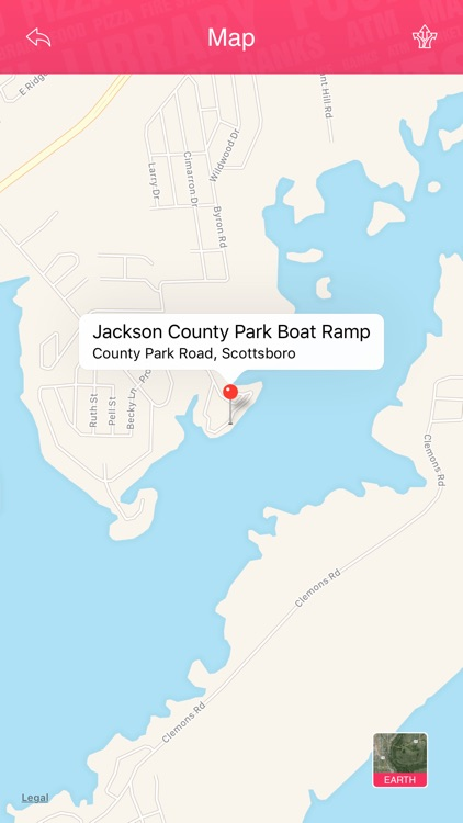 Alabama Boat Ramps screenshot-3