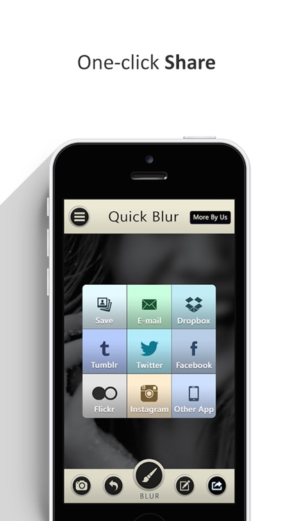 Photo Blur Editor App- Blur Effect For Photo screenshot-4