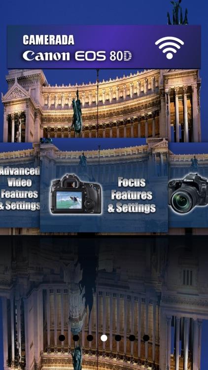 Camerada for Canon 80D screenshot-3