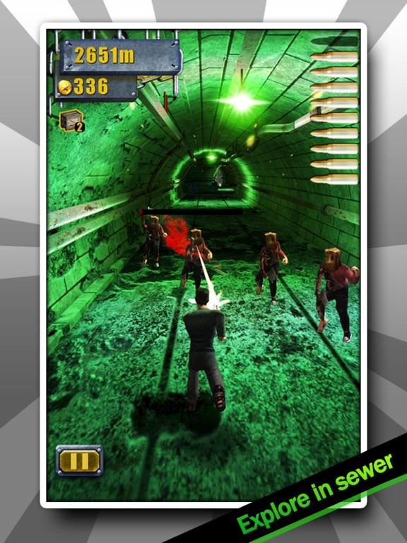 Sewer run 2 online game