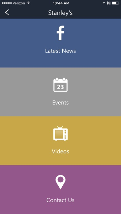 Experience Tyler Screenshot on iOS