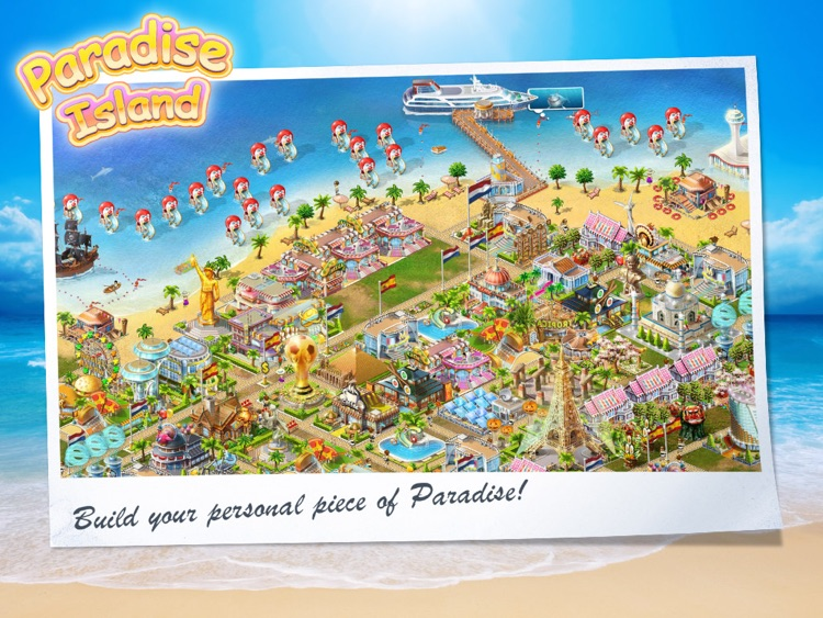 Paradise Island HD screenshot-1