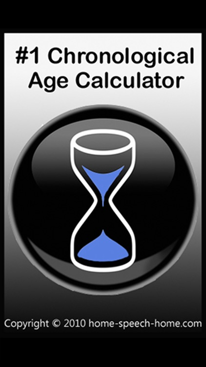 #1 Chronological Age Calculator - Free