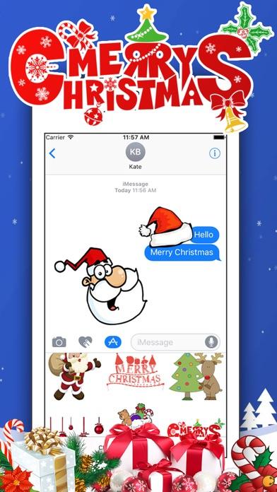 300 Christmas Stickersのスクリーンショット1