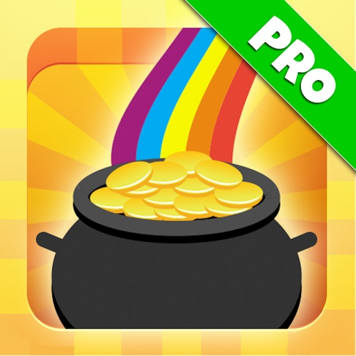 Crazy Leprechaun Run - Lucky Rainbow Gold Edition - Pro