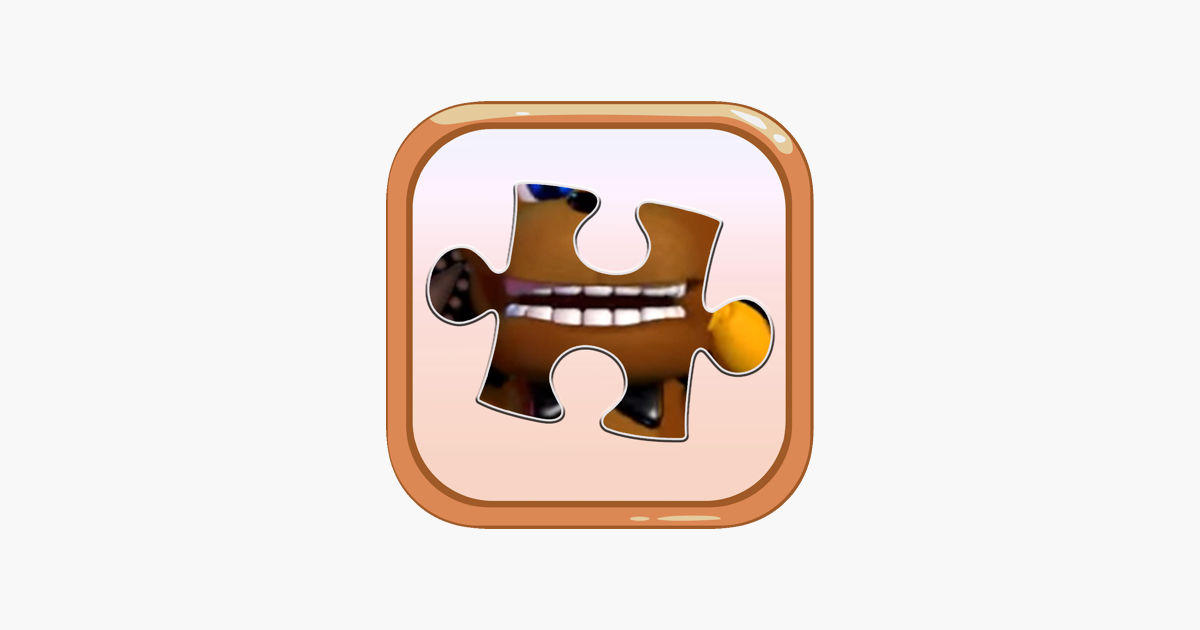 Cartoon Jigsaw Puzzles For Five Nights At Freddy S App Store Da