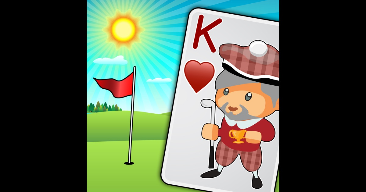golf solitaire pro free