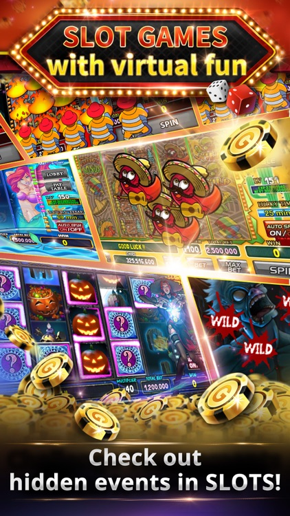 Slots Social Casino screenshot-3