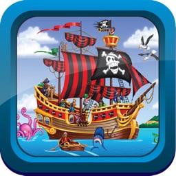 Battle of Pirates - Sea Pirate Ship